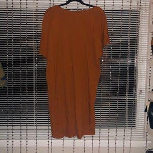 Zara Dresses - Z A R A TShirt Dress NWT SzM